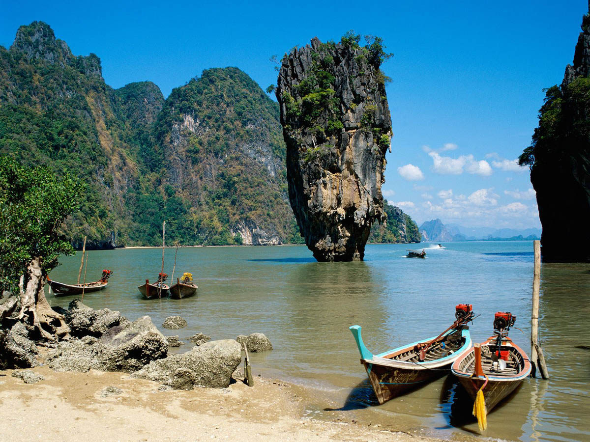 остров-Джеймса-Бонда-Таиланд