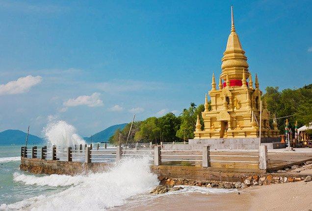 Храмы острова Самуи