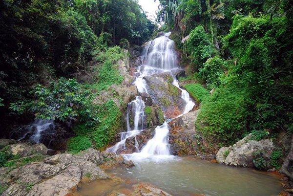 Водопад Na Mueang 2