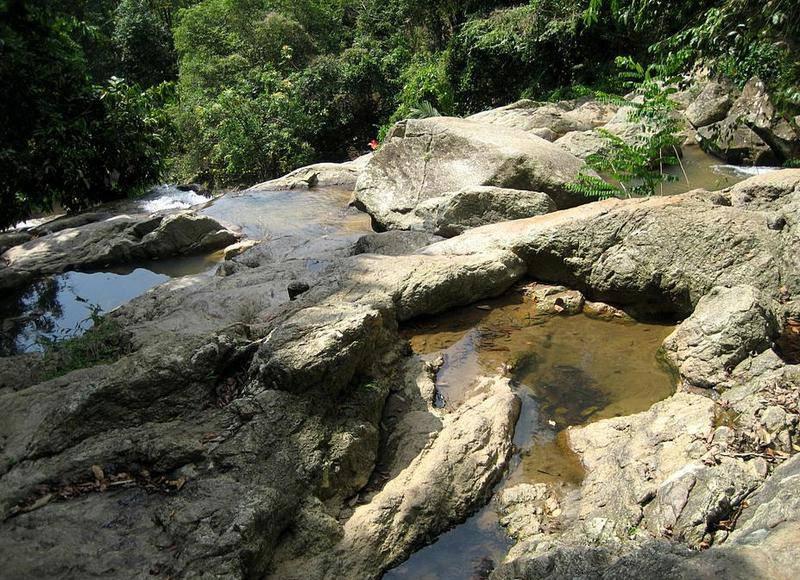 Водопад Na Mueang 1
