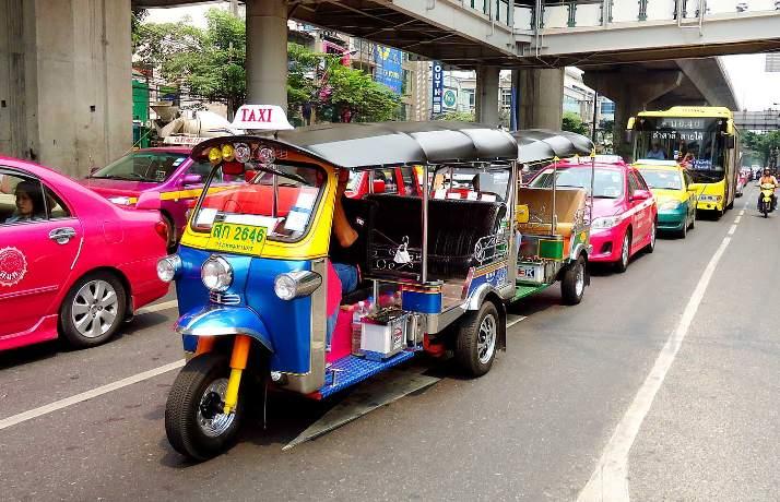В Таиланд самостоятельно