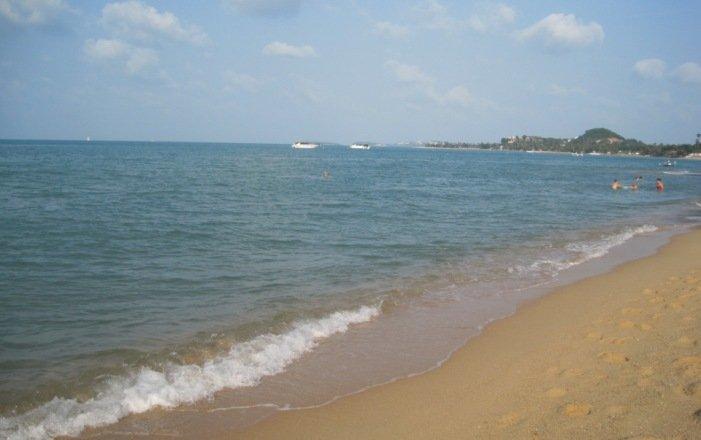 Пляж Маенам на Самуи