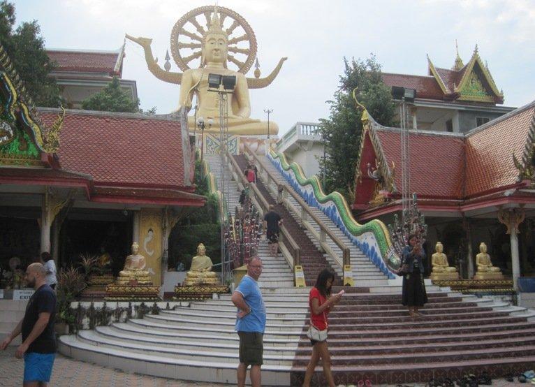 Биг Будда на Самуи