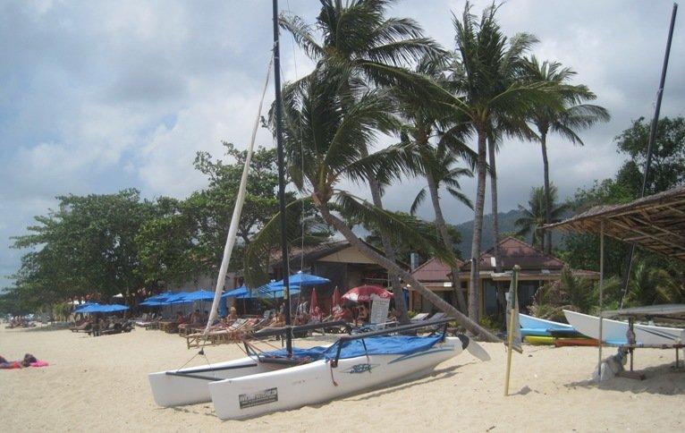 пляж Ламай на Самуи