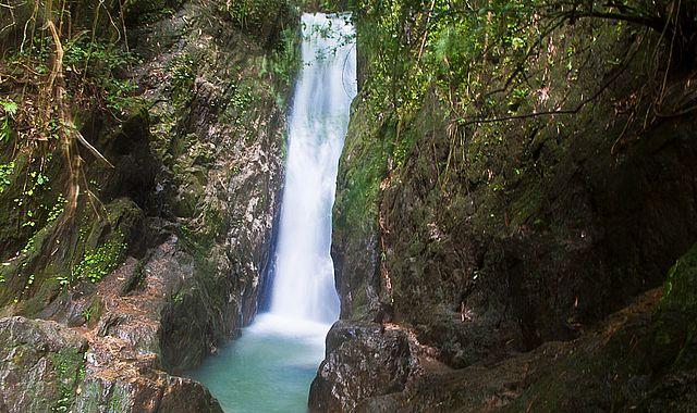 Водопад Банг Пэ