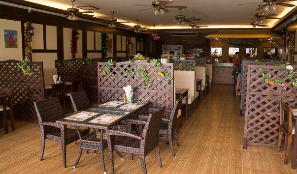 Ресторан Веранда Пхукет