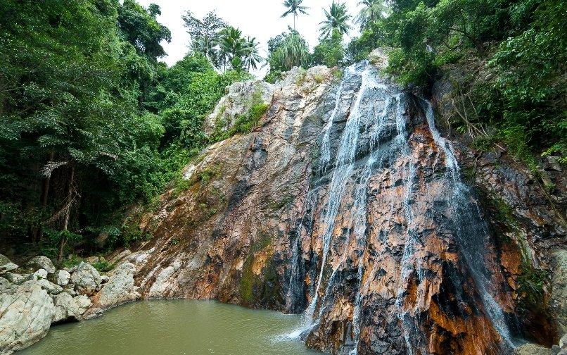 Водопад Na Muang 1