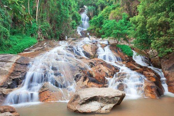Водопад Na Muang 2