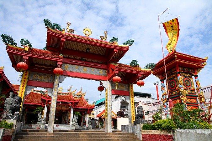 Храм Jui Tui Shrine