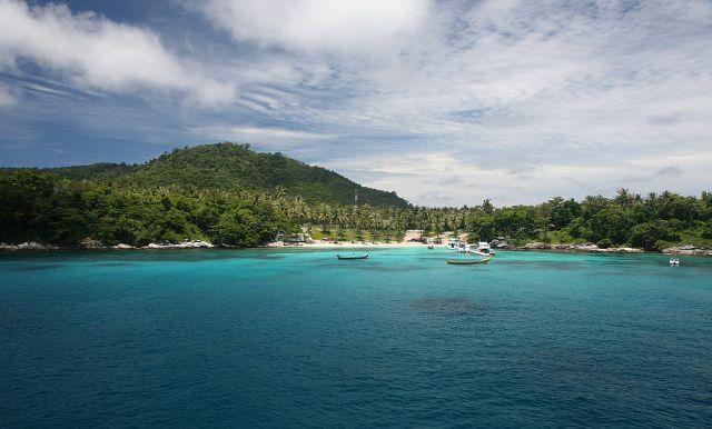 Остров Рача Яй
