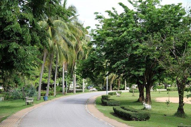 Королевский парк Рамы IX