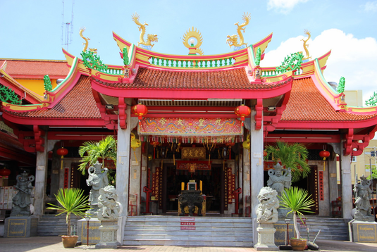 Храм Serene Light Shrine