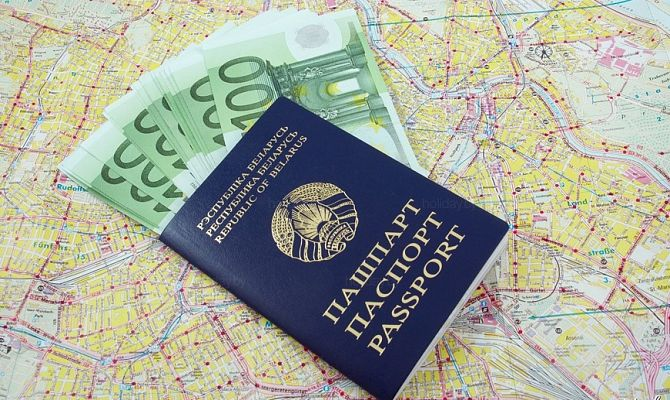 Виза в Тайланд для белорусов