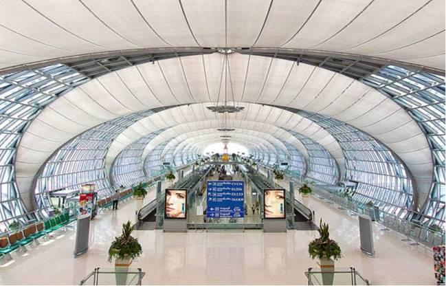 Аэропорт Бангкока Суварнабхуми