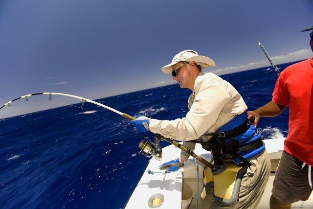 Рыбалка на Пхукете
