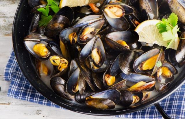 Морепродукты в Тайланде