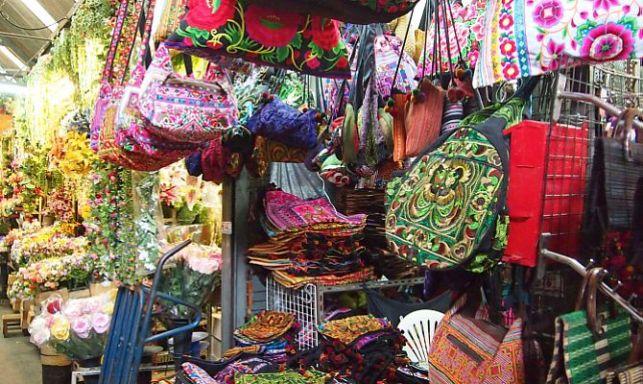 Рынок воров в Бангкоке