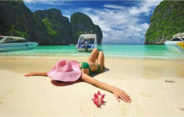 Тайланд в марте