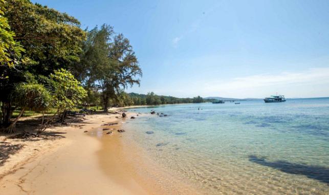 Пляж Mango Bay