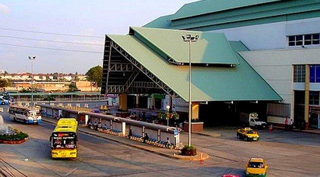 Южный автовокзал Бангкока
