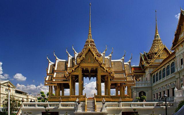 Верховная резиденция Короля