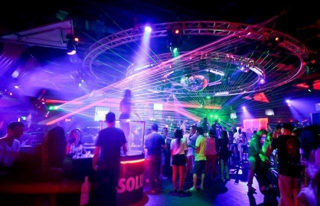 Ночной клуб Grease Nightclub в Бангкоке