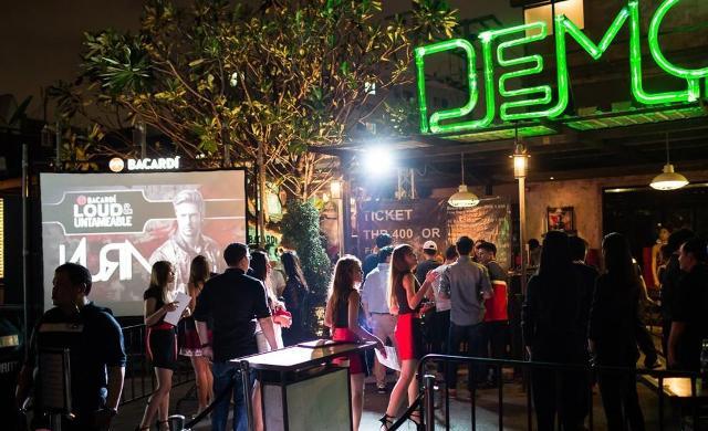 Ночной клуб Demo в Бангкоке