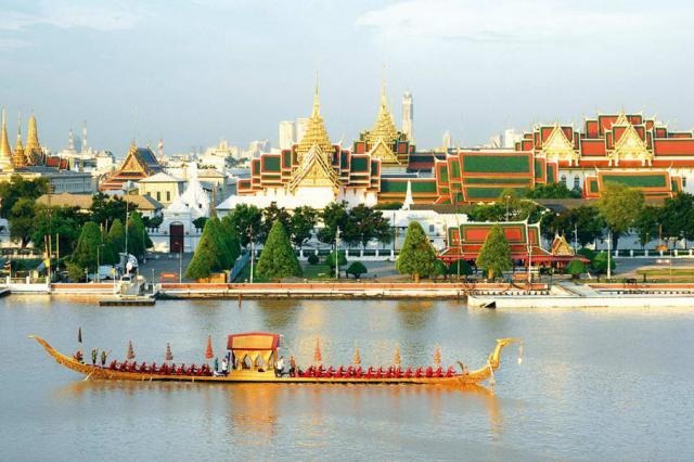 Район Раттанакосин в Бангкоке