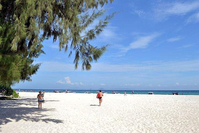 Остров Бамбу в Таиланде