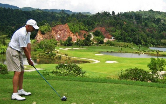 Red Mountain Golf Club