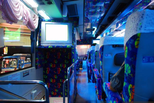 автобус из Пхукета до Паттайи