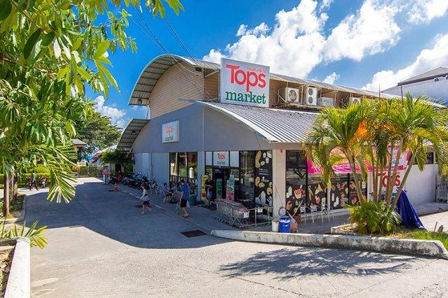 Супермаркет Tops Market на Самуи