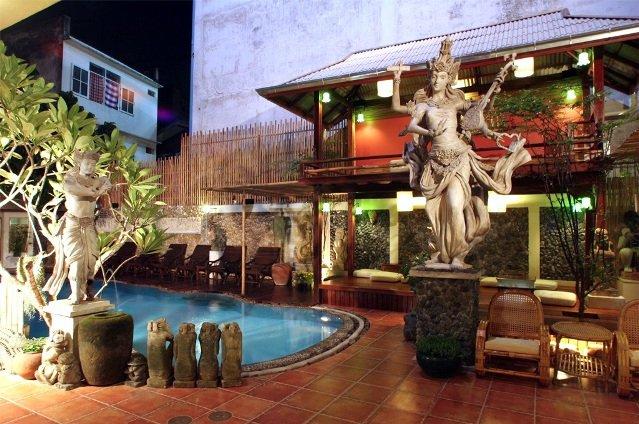Отели на Каосан Роуд в Бангкоке