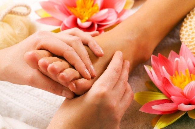 массаж ног на Пхукете