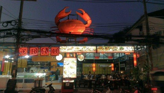 Ресторан Краб на Самуи