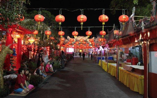 Китайский Новый Год в Тайланде
