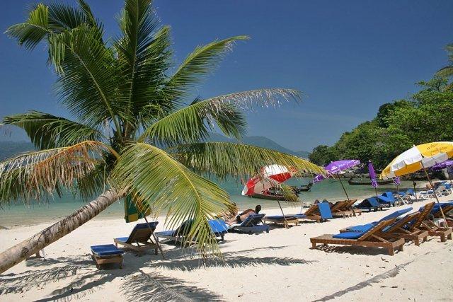 Пляжи Тайланда в декабре