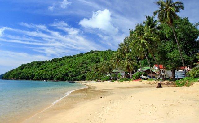 Пляж Ао Йон на Пхукете
