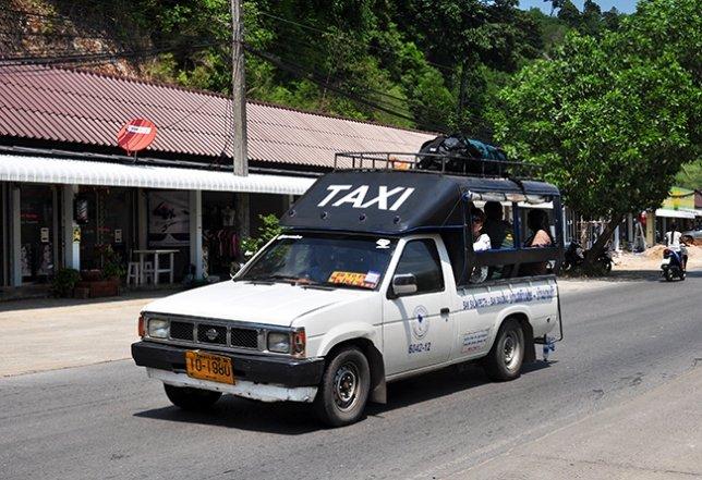Мошенничество в Тайланде