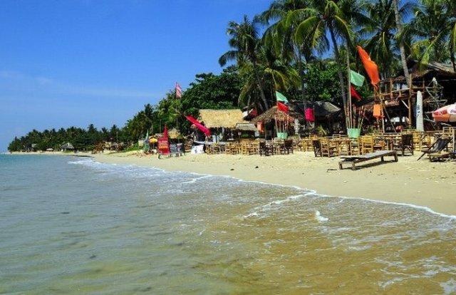 Клонг Хонг Бич на острове Ланта