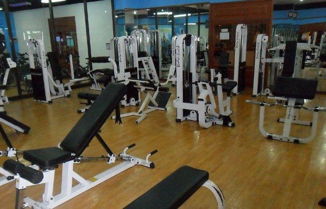 Asia Fitness на Пхукете