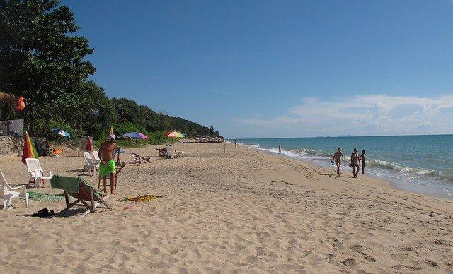 Клонг Нин Бич на острове Ланта