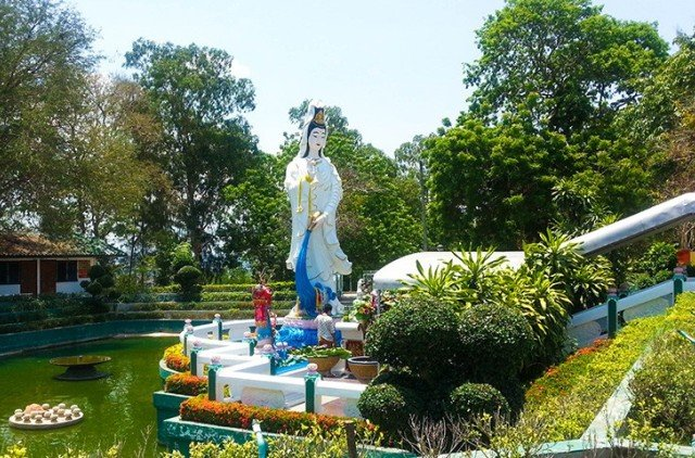 Китайский парк в Паттайе