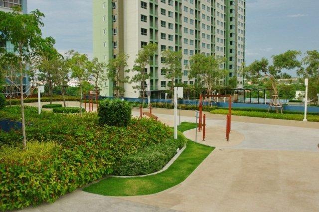Lumpini Park condo в Паттайе