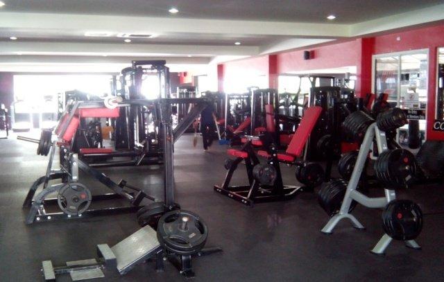Maximum fitness на Пхукете