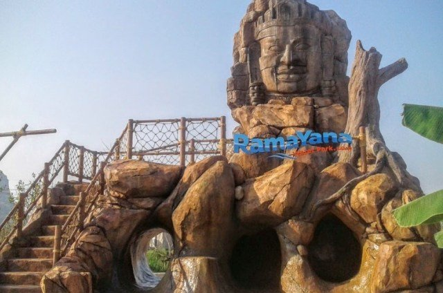 Аквапарк Рамаяна в Паттайе