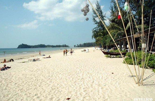 Клонг Дао Бич на острове Ланта