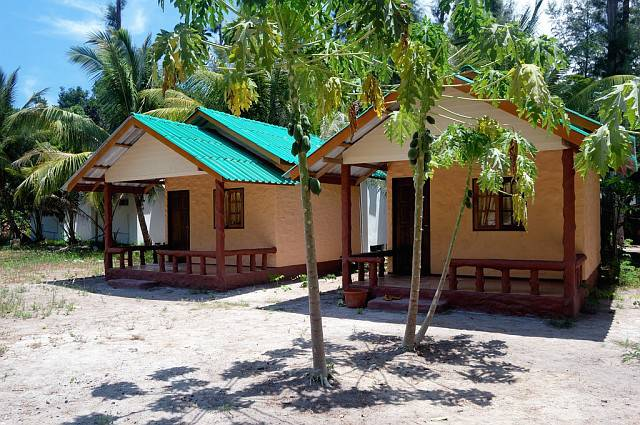 Остров Ко Липе в Тайланде