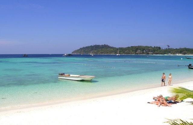 Pattaya Beach остров Липе