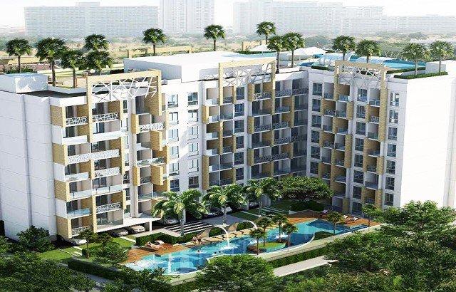 Water park condominium в Паттайе